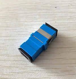 Simplex SC/PC Adaptor Short Flange